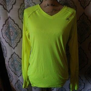 Adidas Dri-fit long sleeve shirt